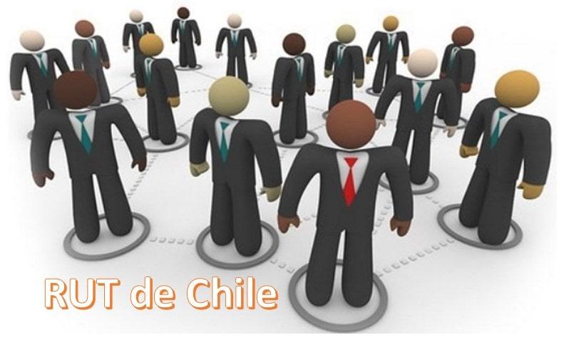RUT de empresas y personas chilenas