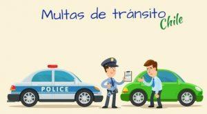 Todo sobre la multa de Tránsito en Chile