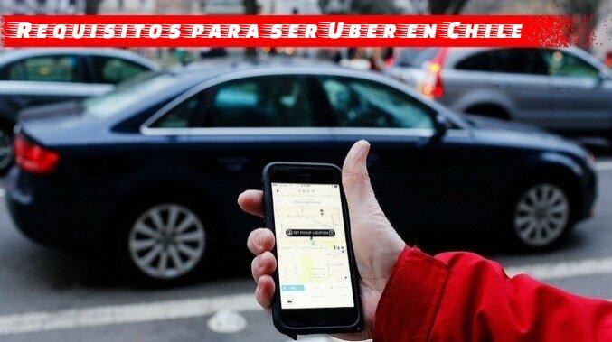 Ser Uber en chile ¿Cómo lograrlo?